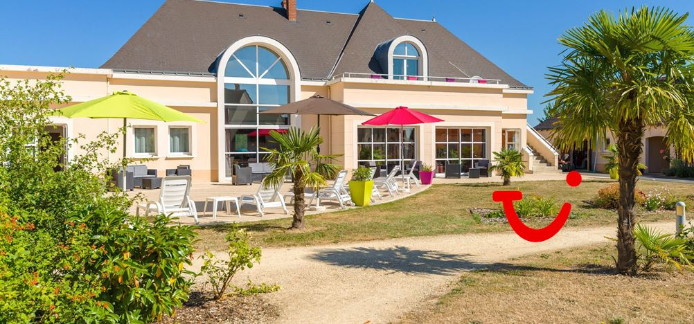 Les Jardins Renaissance Vakantiepark Azay Le Rideau