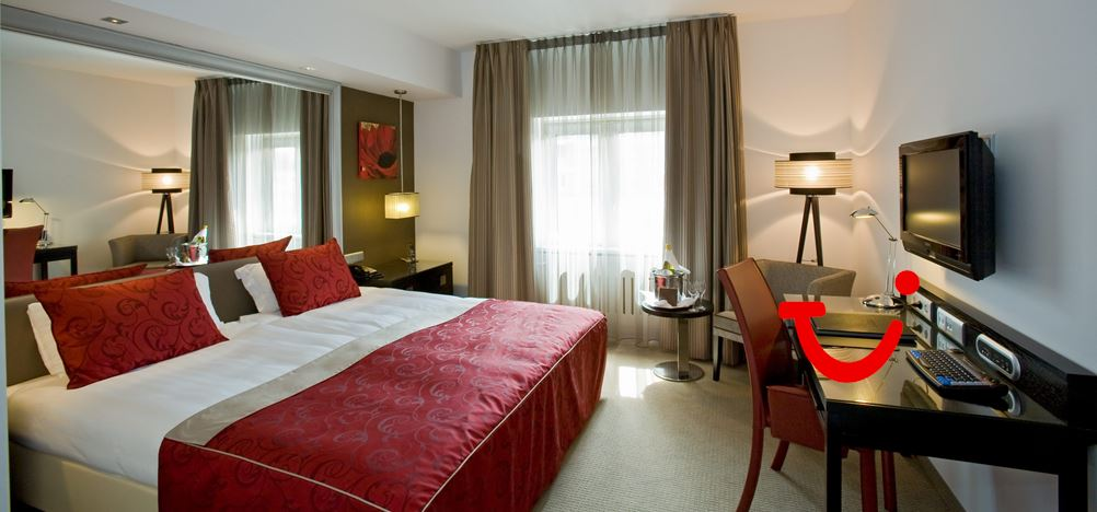 Room photo 11013585 from Hotel 't Sonnehuys in Scheveningen