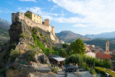 8-daagse rondreis Bijzonder Corsica
