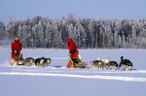 8-daagse Nature Week Lainio Snow Village