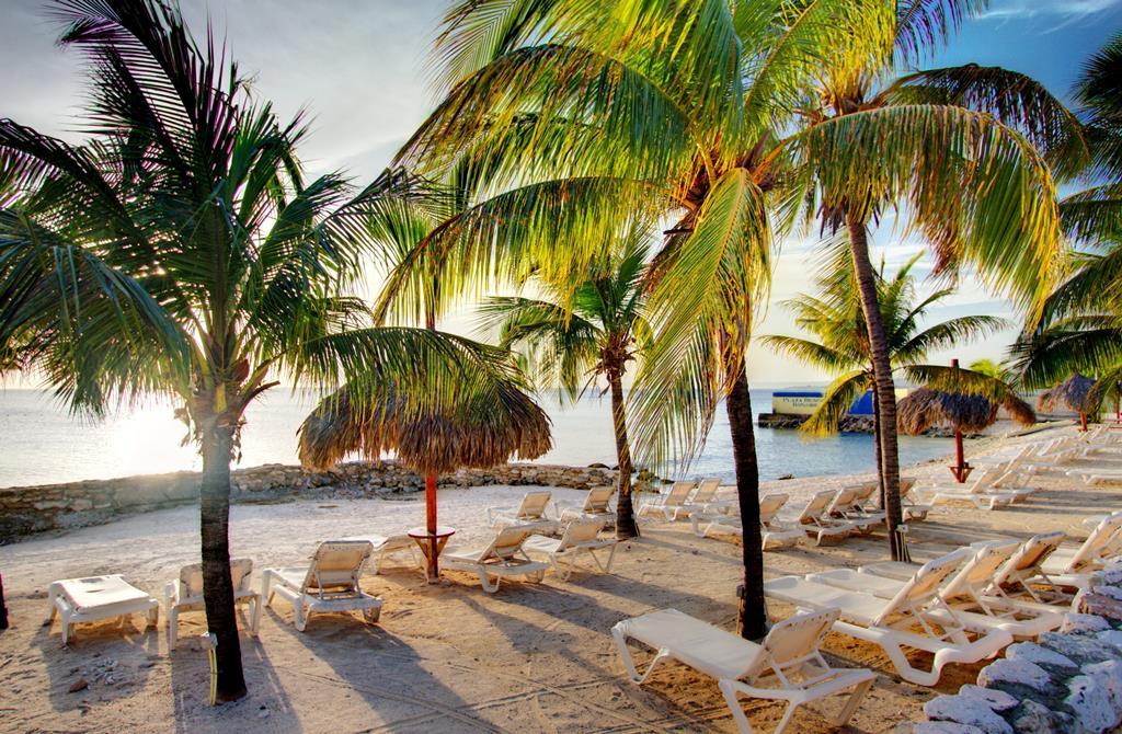 Van der Valk Plaza Beach & Dive Resort Bonaire (v/h Plaza Beach Resort Bonaire) vissen in Caribisch Nederland