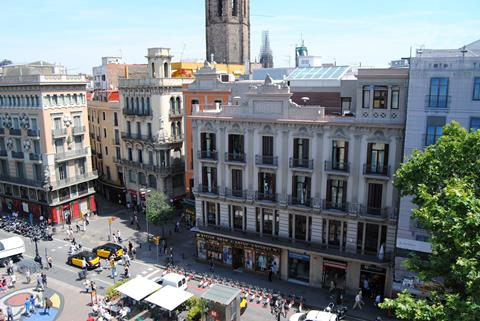 Internacional Ramblas Cool