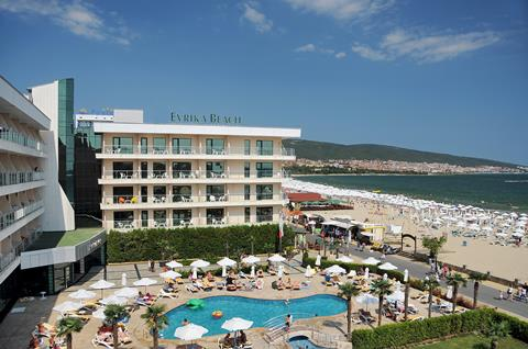 Clubhotel Evrika