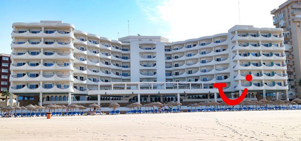 Playa Victoria Hotel Cadiz Spanje Tui