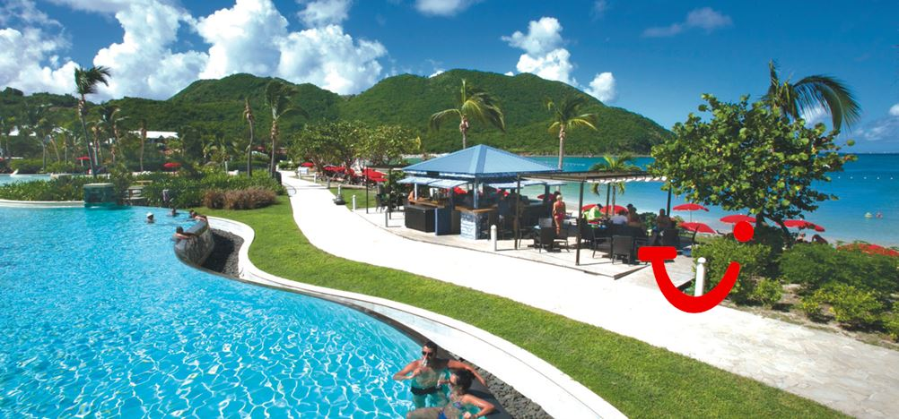 Riu palace st martin hotel anse marcel st maarten for Best all inclusive resorts world