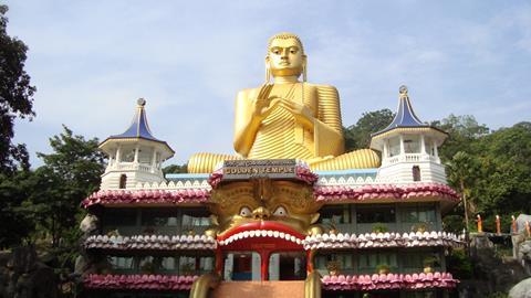10-daagse rondreis Highlights van Sri Lanka