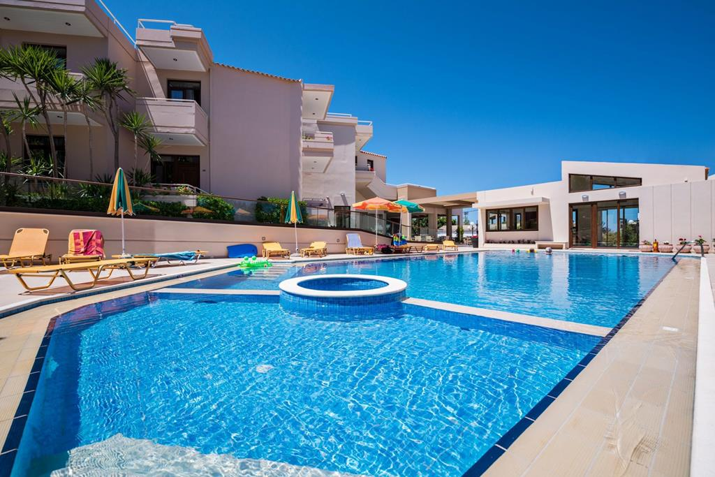 Oscar Suites***  in Platanias