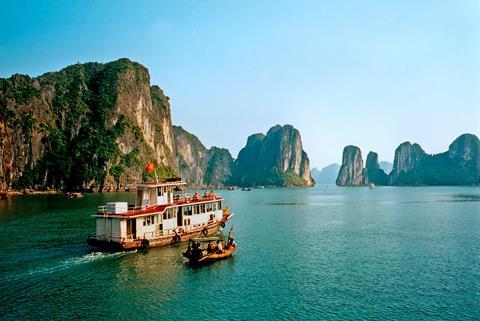 Sfeerimpressie Hoogtepunten van Vietnam