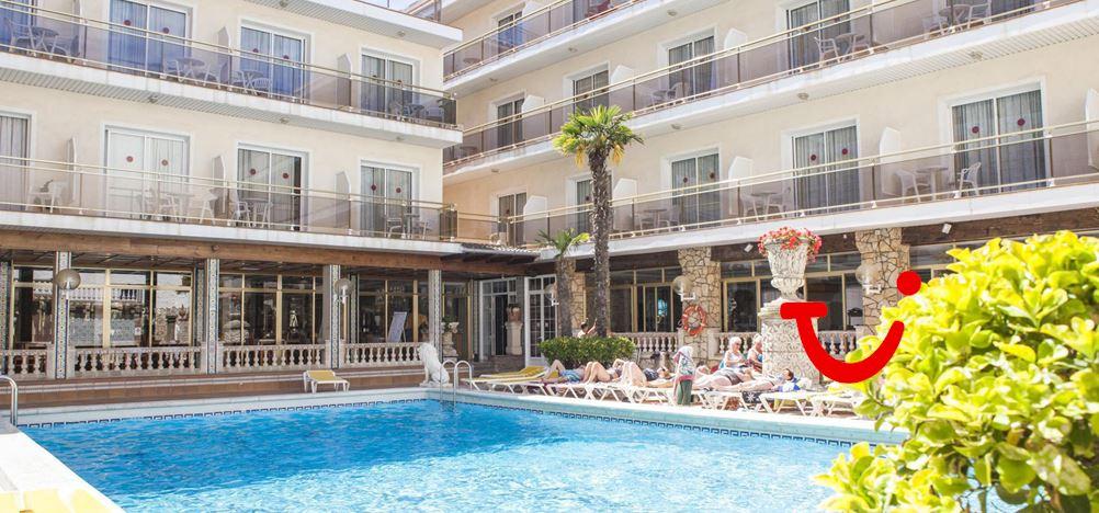Sorra D Or Hotel Malgrat De Mar Spanje Tui