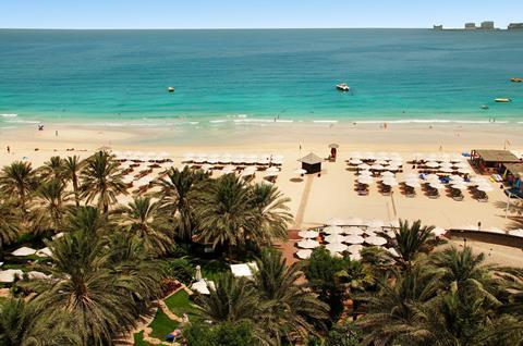 Hilton Dubai Jumeirah & The Walk