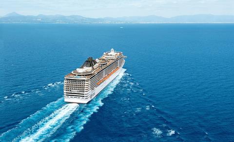 8-daagse Middellandse Zee cruise vanaf Genua