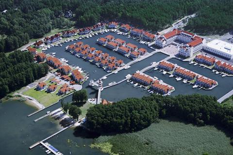 6-daagse standplaatsreis Maritimhotel Rheinsberg