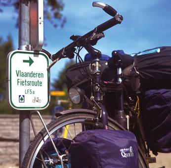 6-daagse fietsreis Vlaanderen Fietsplezier in Luxe