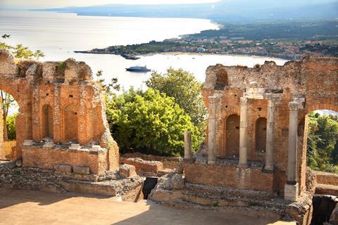 8-daagse rondreis Sicilië Compleet - Catania