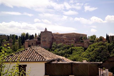 8-daagse rondreis Viva Andalucia 4*