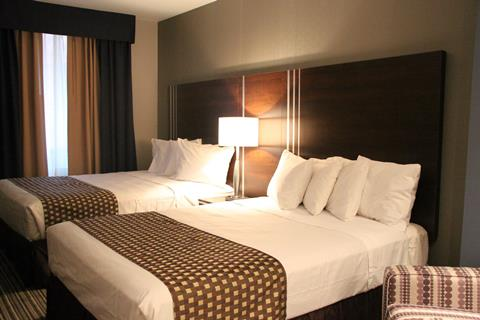 Comfort Inn Toronto City Centre