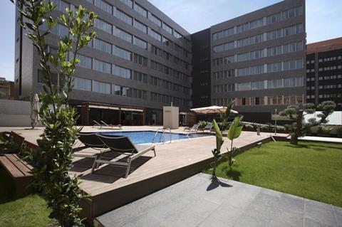 Villa Olimpica Suites