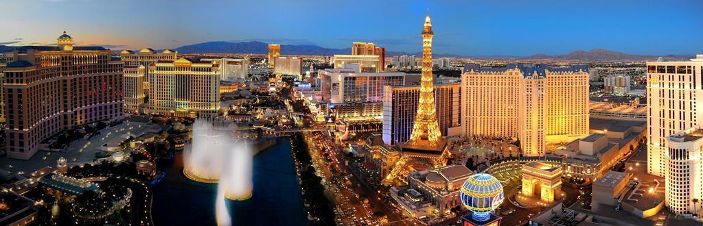 Fly & Drive Las Vegas, inclusief autohuur (TUI)