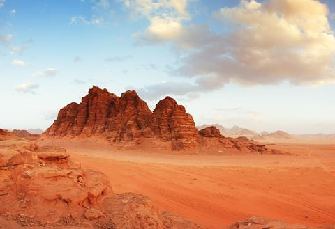 12-daagse rondreis Israël & Jordanië