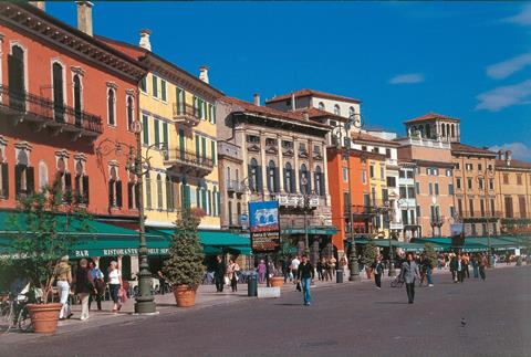 8-daagse fietsreis Nauders-Verona