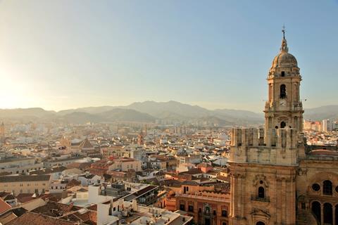 9-daagse Middellandse Zee cruise vanaf Malaga