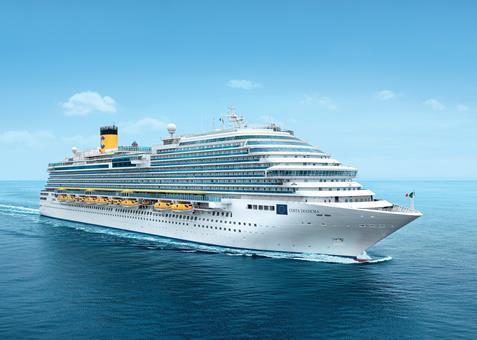 8-daagse Middellandse Zee cruise vanaf Savona