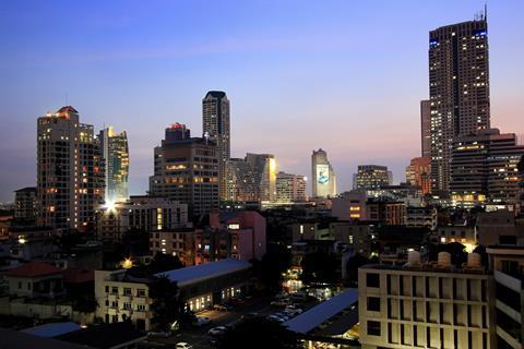 Startpakket Bangkok