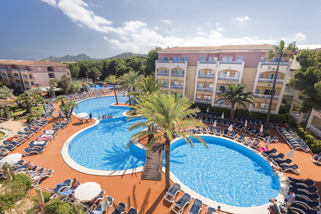 Hotel Cala Ratjada Mallorca - Green Garden