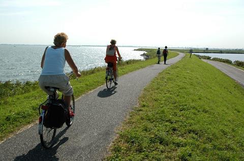 7-daagse fietstour Rondje IJsselmeer