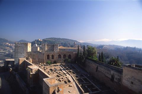 11-daagse rondreis Viva Andalucia 4*