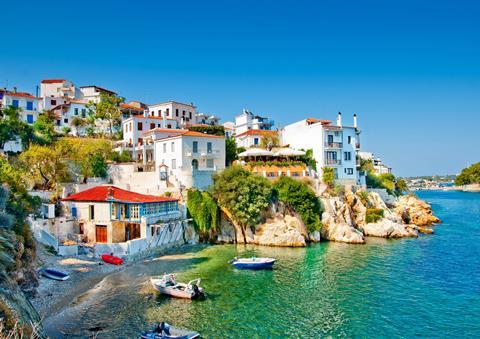 15-daagse combinatiereis Skopelos & Skiathos