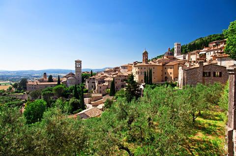 8-dg rondreis Toscane, Umbrië en Rome - Bologna
