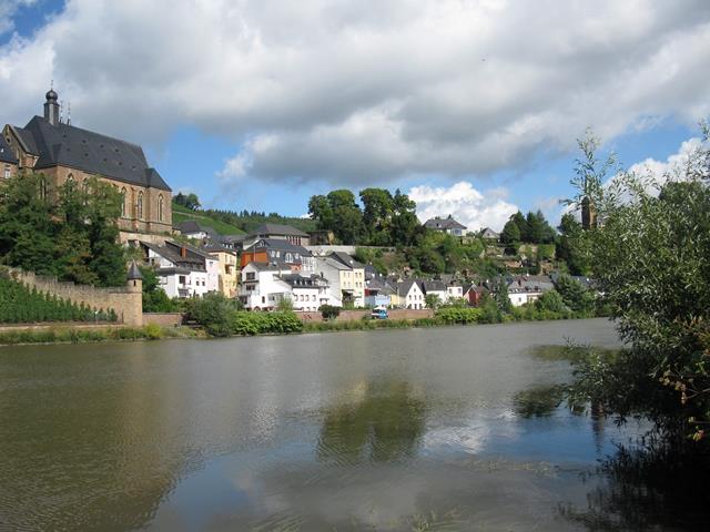 5 daagse standplaatsreis saarburg luxemburg duitsland for Vakantie luxemburg