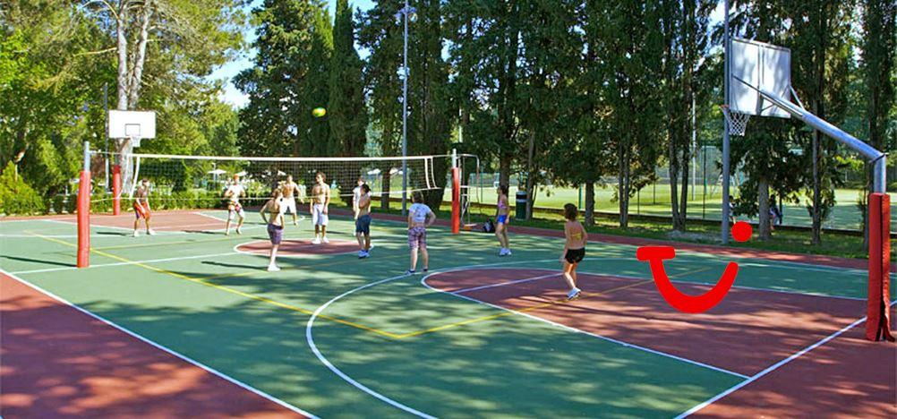 Parco delle piscine camping sarteano itali tui for Camping parco delle piscine sarteano