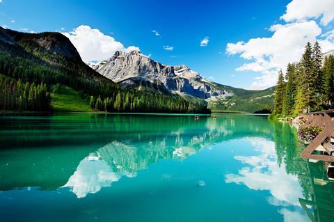 22-daagse rondreis Western Canada Lodges