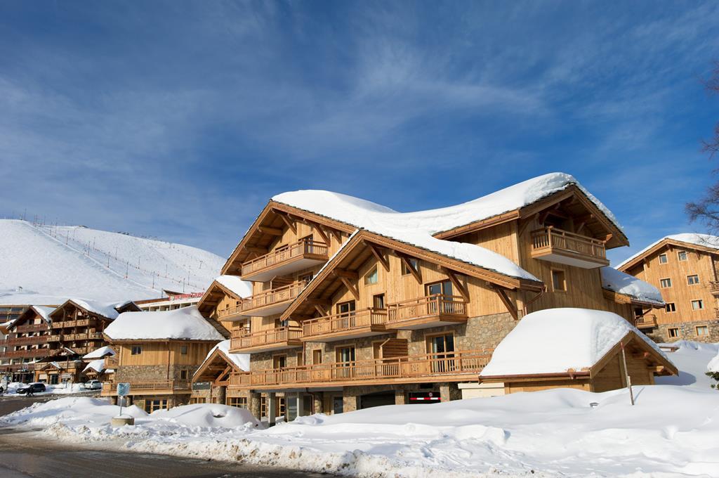 CGH Le Cristal de l'Alpe