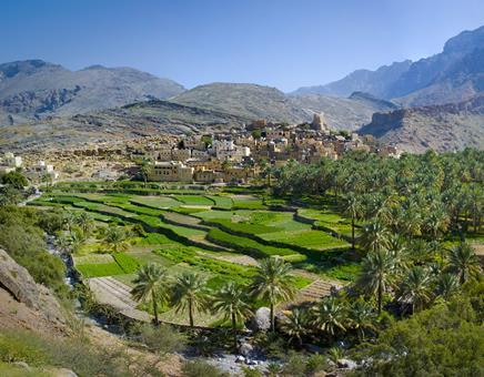 10-daagse rondreis Mystiek Oman