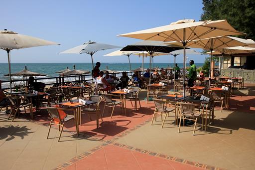 hotel djembe beach resort de luxe kamers