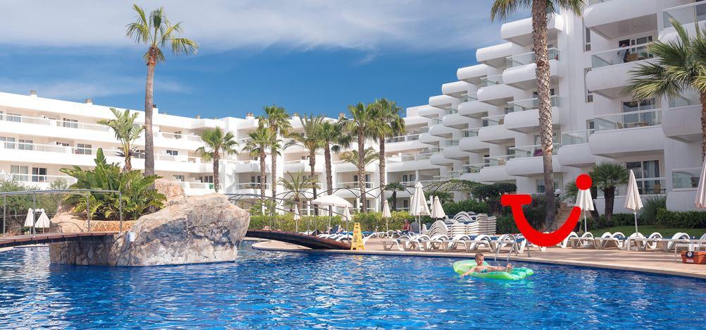 Tropic Garden Aparthotel Santa Eulalia Ibiza Tui