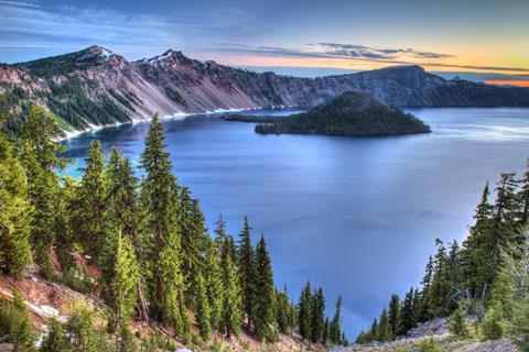 18-daagse rondreis Untamed Oregon & California