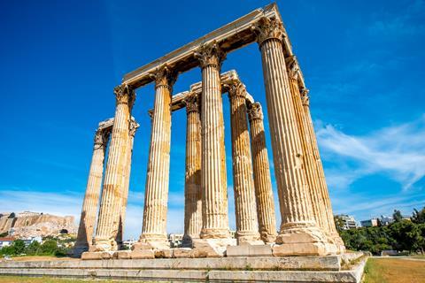 8-daagse rondreis Klassiek Griekenland