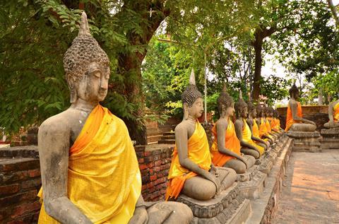 15-daagse rondreis Amazing Thailand