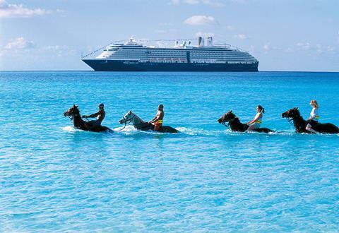 12-dg Oost Caraïbische cruise vanaf Fort Lauderdal