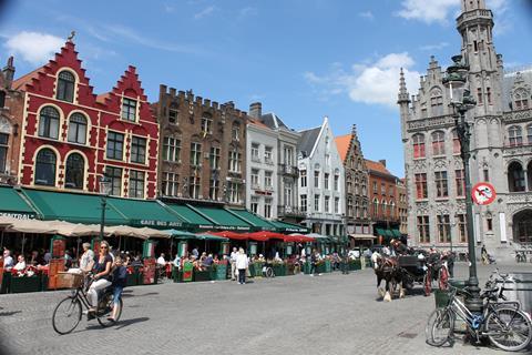 5-daagse standplaatsreis Brugge