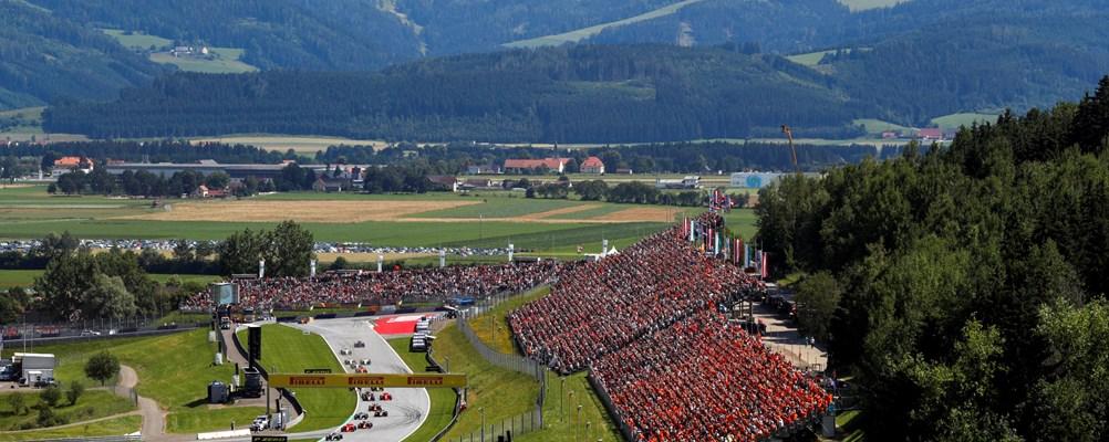 Formule 1 Oostenrijk 2019 Gp Reizen Naar Oostenrijk Tui