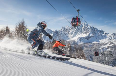 Korting wintersport Dolomieten ⛷️Krondlhof