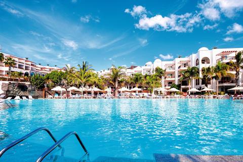 Princesa Yaiza Suite Hotel Resort Spanje Canarische Eilanden Playa Blanca sfeerfoto 2