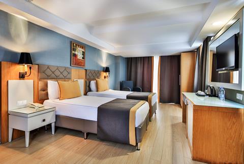 Saturn Palace Resort Turkije Turkse Rivièra Lara sfeerfoto 1
