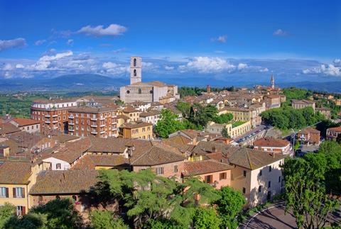 Villaggio Italgest Italië Umbrië Sant'Arcangelo di Magione sfeerfoto 3