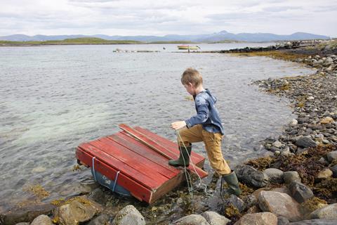 8-daagse rondreis Noorwegen met kids